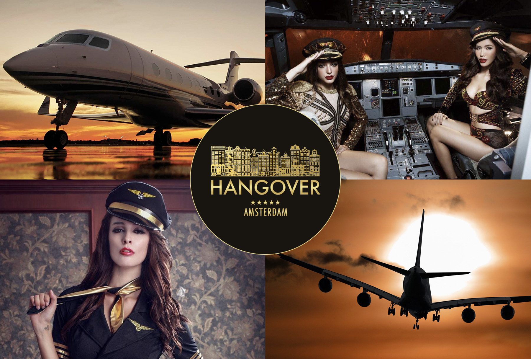 Medellin Bachelor & VIP Party Services - The Hangover Medellin
