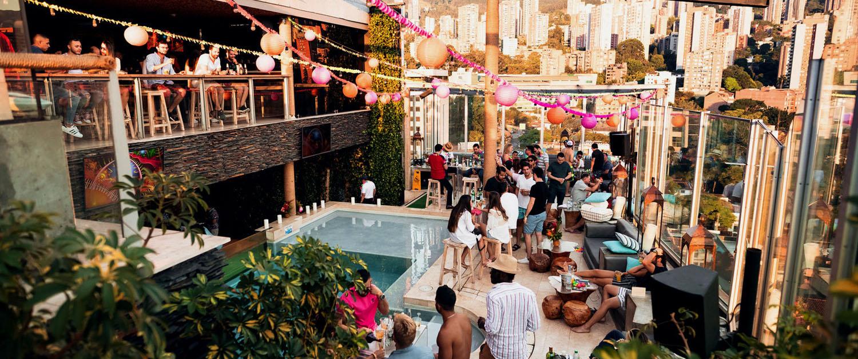 Medellin Bachelor & VIP Party Services - The Hangover Medellin